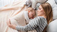 Cómo volver a dormir toda la noche después de tener un bebé