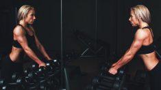 Cuando empiezas en el gimnasio es recomendable empezar por lo más básico