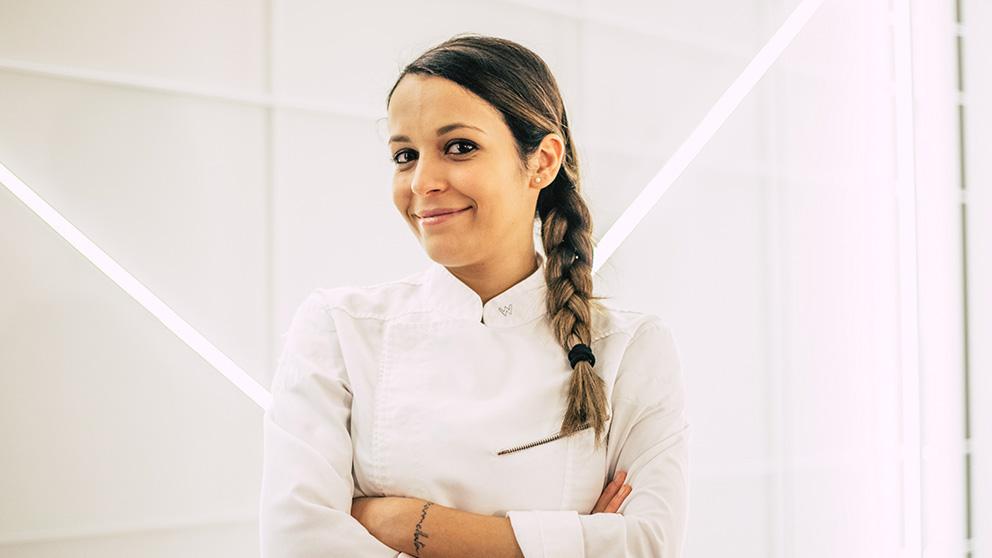 Carlota Delicato, nueva chef del restaurante FIRE.