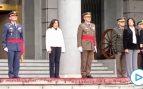 El nuevo JEMAD expresa en su toma de posesión su «inquebrantable lealtad» al Rey