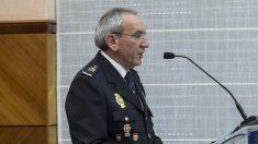 Director de Apoyo Operativo (DAO) José Ángel González Jiménez.