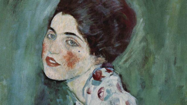 El cuadro de Klimt encontrado por casualidad