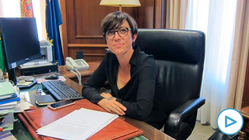 María Gámez, nueva directora de la Guardia Civil (Foto: EP)