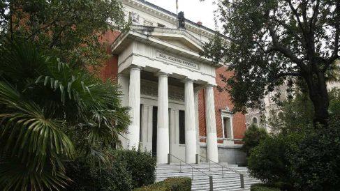 Real Academia de la Lengua Española. Foto: EP