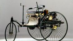 El 29 de enero de 1886 se presenta el primer coche de Mercedes-Benz