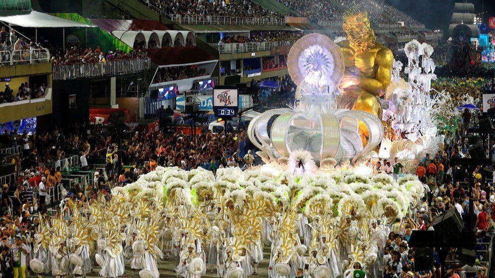 5 curiosidades del Carnaval de Río de Janeiro