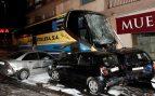 Muere el hermano de 5 años de la niña de 8 fallecida tras el accidente en Estella