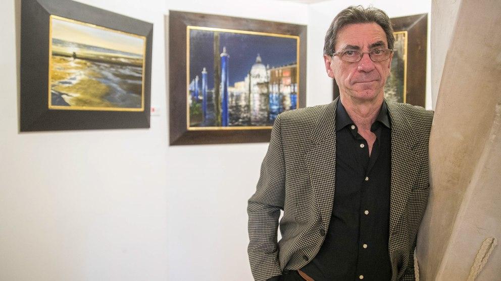 El artista aragonés Jesús Monge. Foto: EFE
