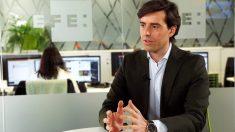 El vicesecretario de Comunicación del PP, Pablo Montesinos. Foto: EFE