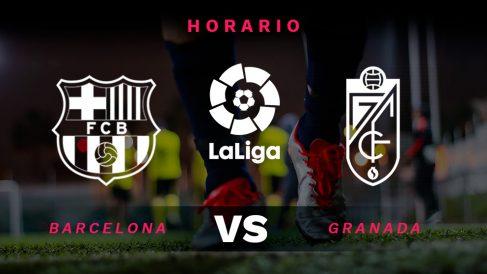 Barcelona – Granada: jornada 20 de la Liga Santander.