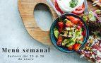 Menú semanal saludable: Semana del 20 al 26 de enero de 2020
