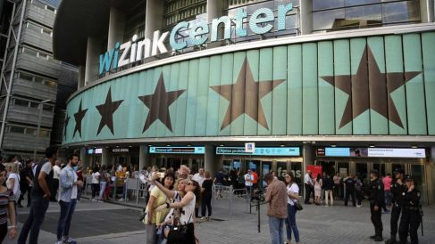 Wizink Center de Madrid. Foto EFE