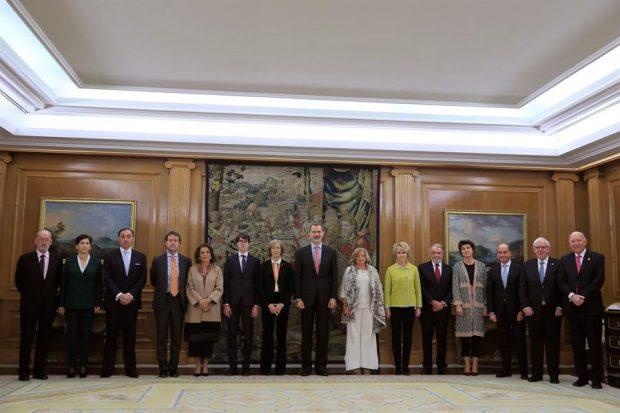 Felipe VI rinde homenaje a Gregorio Ordóñez en el 25 aniversario de su asesinato