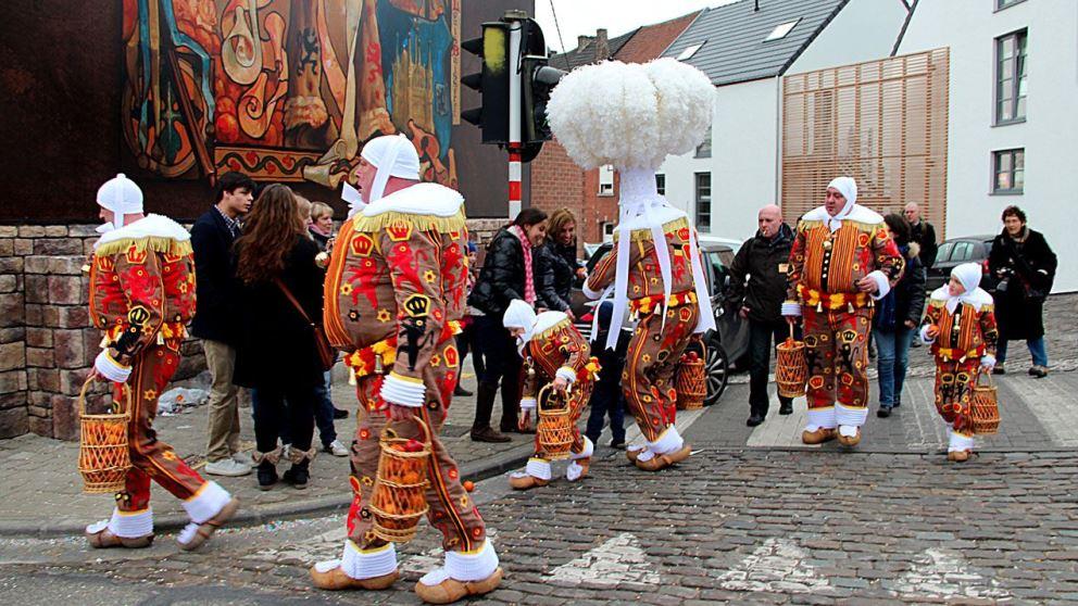 Hay lugares en los que el Carnaval se celebra de forma muy curiosa