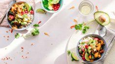 Alimentarse de manera saludable es imprescindible para perder peso