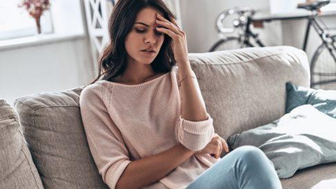 estrés después embarazo ectópico