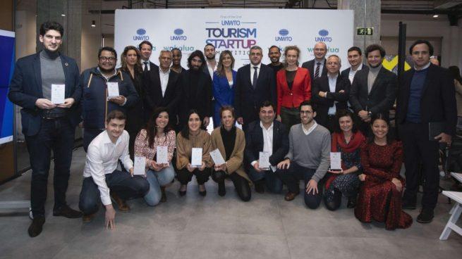 La OMT y Globalia designan a los ganadores de la 2ª Competición de startups de Turismo