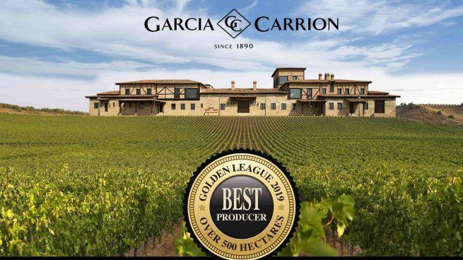 García Carrión, la mejor bodega del mundo en la 'Liga de Campeones del Vino 2019'