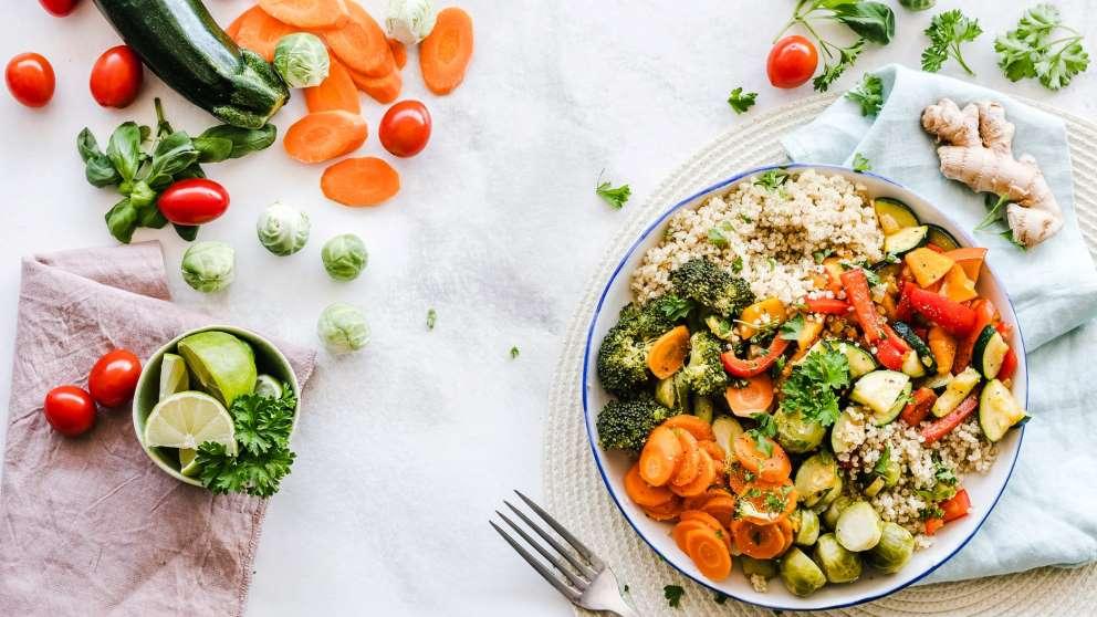Las verduras son una parte muy importante de nuestra alimentación