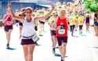 después de correr un maratón