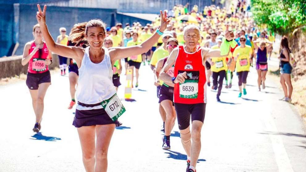 Un maratón desgasta muchísimo a cualquiera de sus participantes