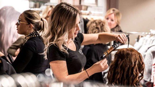 Elegir una nueva peluquería