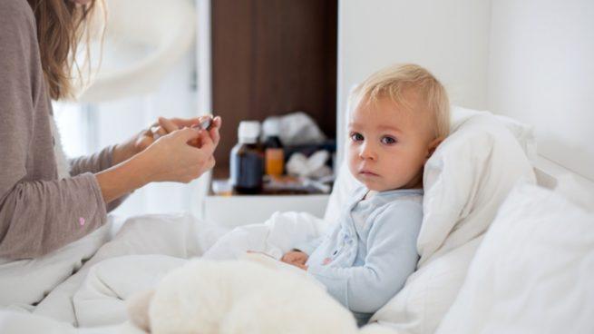 Pasos para evitar que tu bebé se resfríe