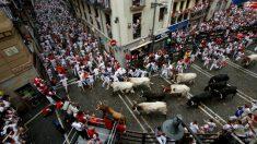 San Fermín es una de las fiestas españolas más conocidas en todo el mundo