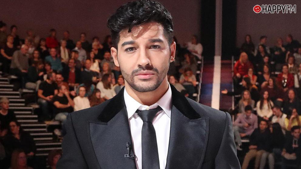 Jorge González en 'Tu cara me suena'