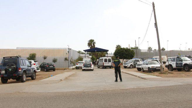 El Gobierno retira la zona intermedia en la alambrada de la frontera de Melilla con Marruecos