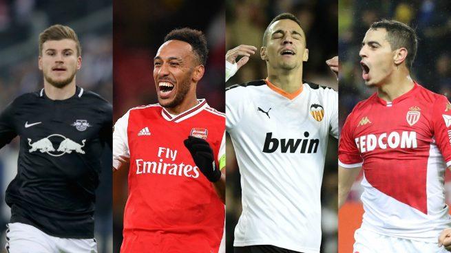 Las opciones del Barça para fichar un nueve