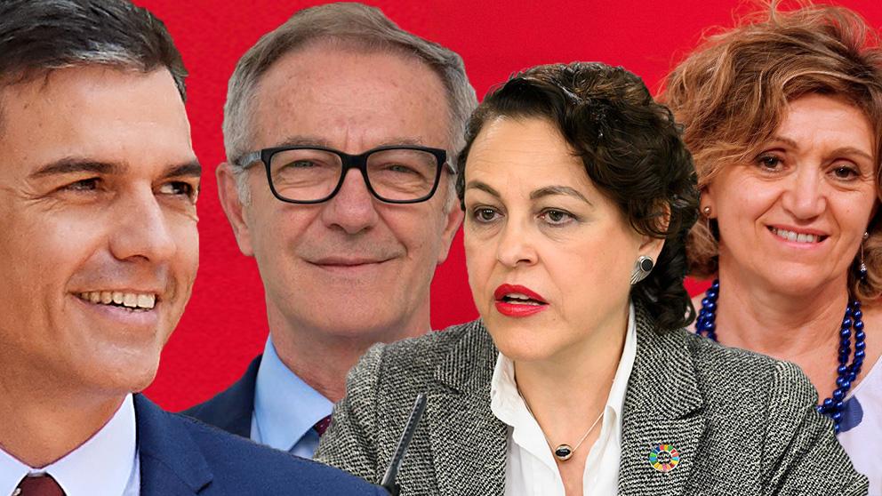 Los ex ministros de Cultura, Sanidad y Trabajo, José Guirao, Luisa Carcedo y Magdalena Valerio formarán parte de la Diputación Permanente