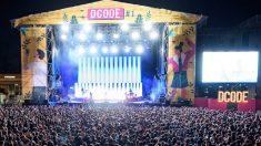 El escenario principal de DCODE en la edición del año pasado 2019. Foto: DCODE