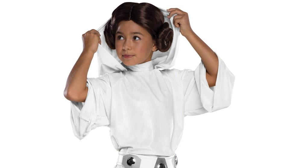 La princesa Leia es uno de los personajes más utilizados para disfrazarse