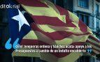Sánchez, una marioneta en manos de los golpistas catalanes