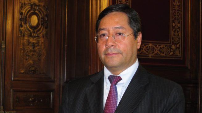 El exministro de Economía de Bolivia Luis Arce, candidato del partido de Evo Morales a presidente de Bolivia. (Foto. EP)