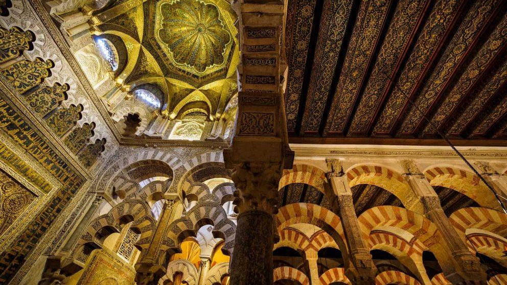 Cúpula de la Maqsura y Arcos de la Mezquita de Córdoba @Getty