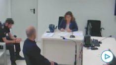 Juan Carlos Márquez declara ante el juez Santiago Pedraz.