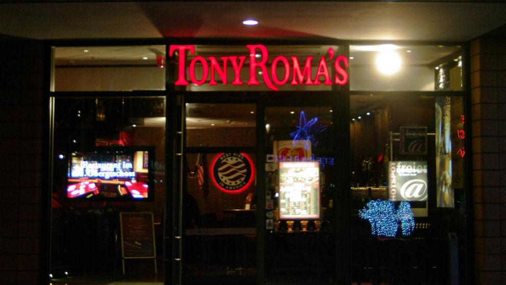 Entrada de un Tony Roma's (fuente: Wikipedia)