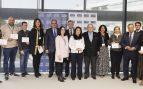 La Fundación A.M.A. reparte 60.000 euros a los finalistas de la VI Edición del Premio Mutualista Solidario