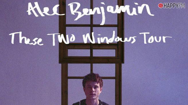 Alec Benjamin anuncia la publicación de 'These two windows', su álbum