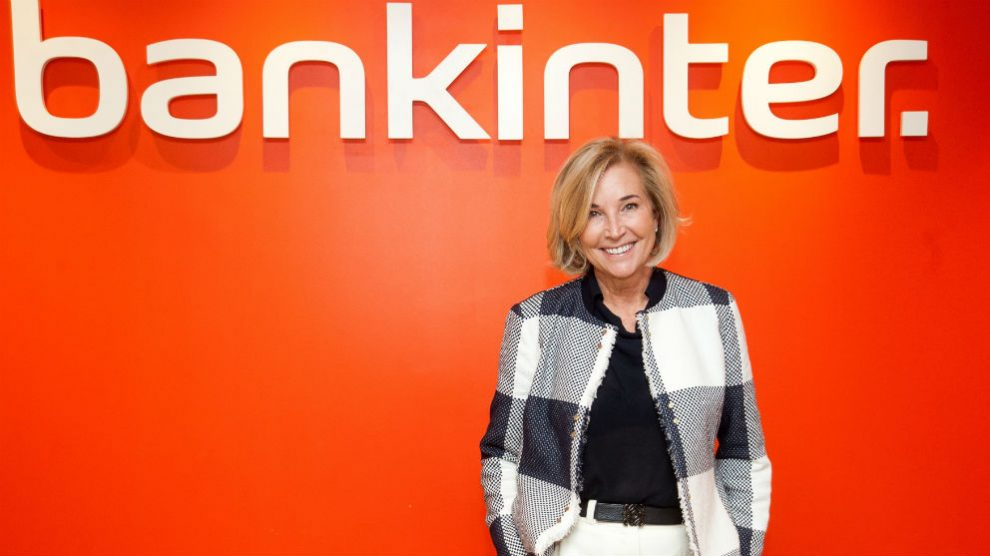 Dolores Dancausa, presidenta de Bankinter (Europa Press)