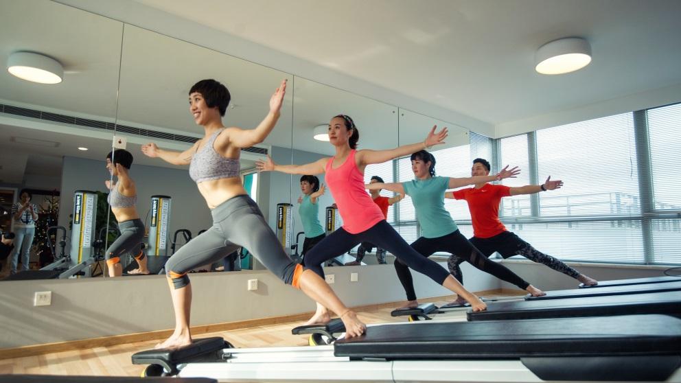 El pilates hace mucho por la salud de quien lo practica