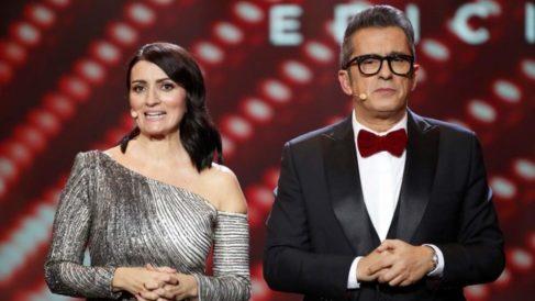 Repiten los presentadores de los Premios Goya