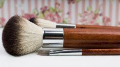 Al maquillarse hay que utilizar brochas adecuadas a cada producto
