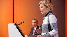 Dolores Dancausa, CEO de Bankinter, este jueves