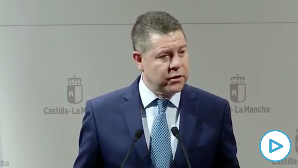 Emiliano García-Page: «Algún día habrá que llevar al Código Penal hacer lo contrario de lo que se promete».