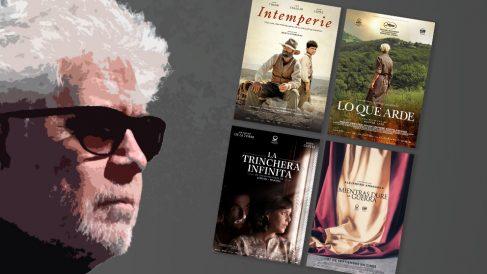 Los favoritos de los Premios Goya 2020: Almodóvar contra el resto.