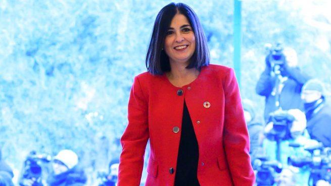 Carolina Darias sobre la vuelta de los alumnos a los colegios: «Es una necesidad»