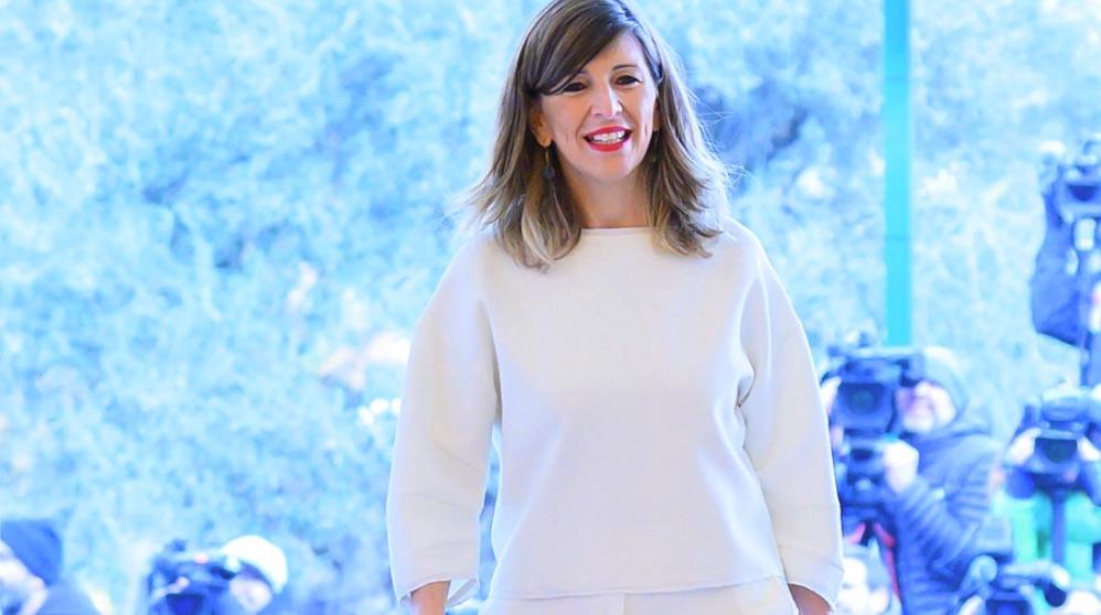 La ministra de Trabajo y Economía Social, Yolanda Díaz. (Foto. Moncloa)